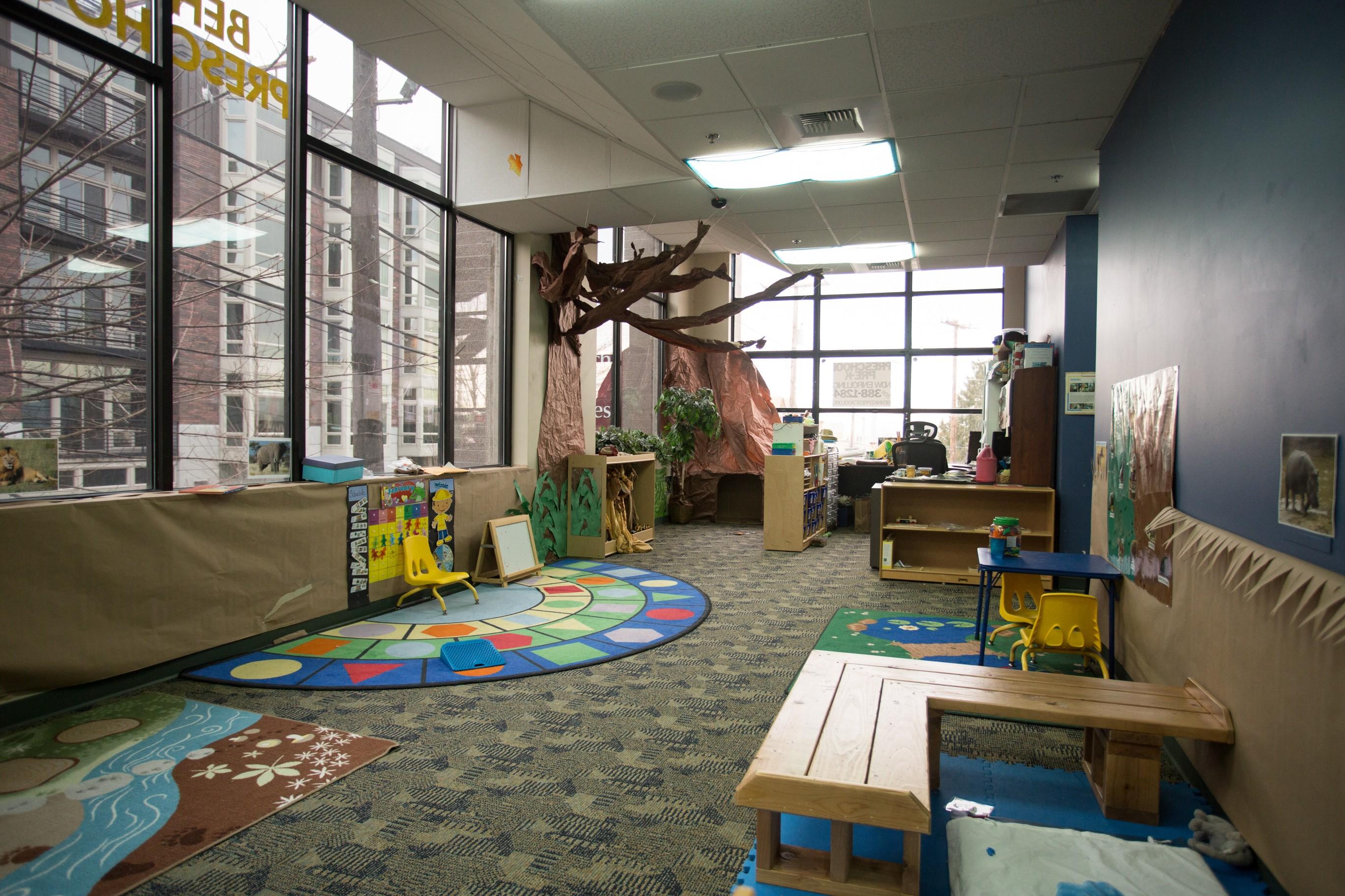 behnke preschool for speech delayed kids in seattle hsdc